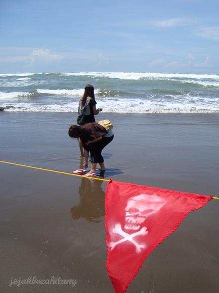 big waves...be careful!