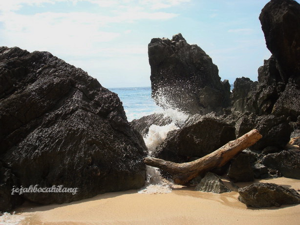 ujung pantai