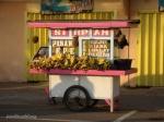 gerobak pisang Epe