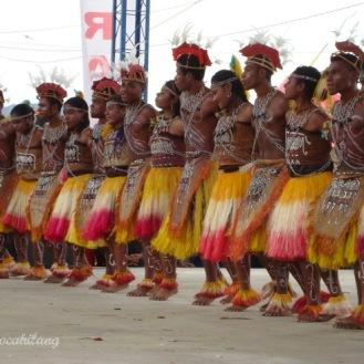tari Ayapo, Sentani Barat
