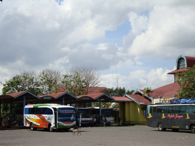 terminal bus Mataram