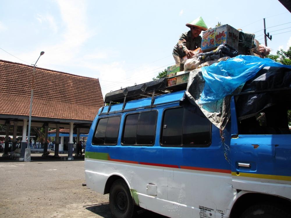 kendaraan Bondowoso menuju Blawan