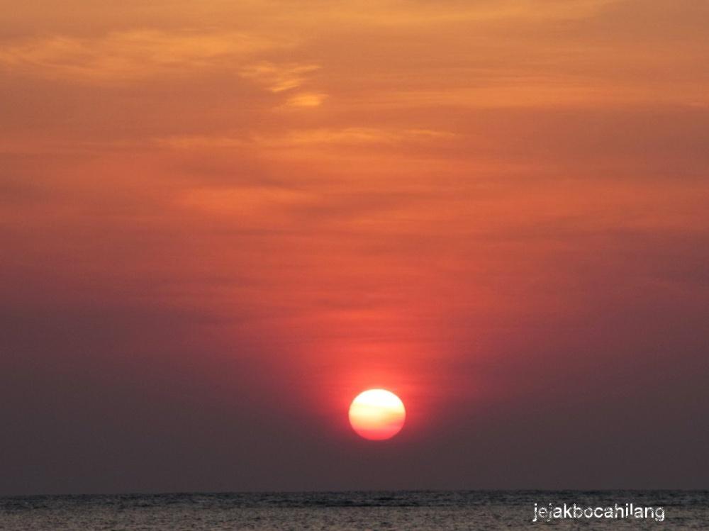 Golden sunrise....