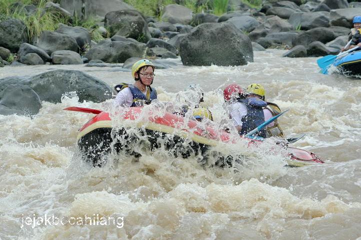 Rafting Kali Progo Magelang