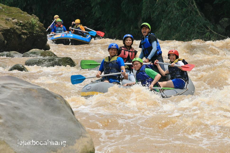 Rafting Sungai Progo