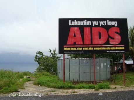 Billboard AIDS