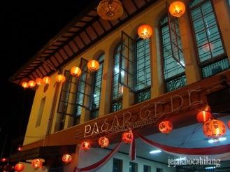 Lantern Festival in Pasar Gedhe - Solo