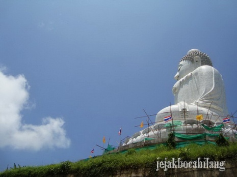 Big Buddha - Mount Nakkerd