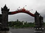 gerbang kawasan Borobudur