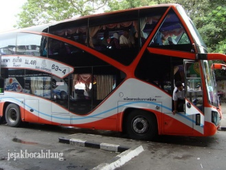 Bus dari Bangkok ke Phuket