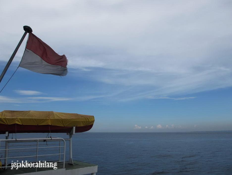 ferry dari PadangBay menuju Lembar