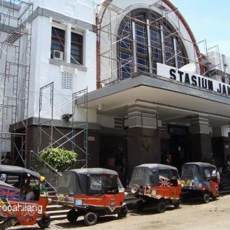 Stasiun Kota