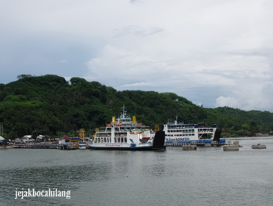 pelabuhan Lembar, Lombok
