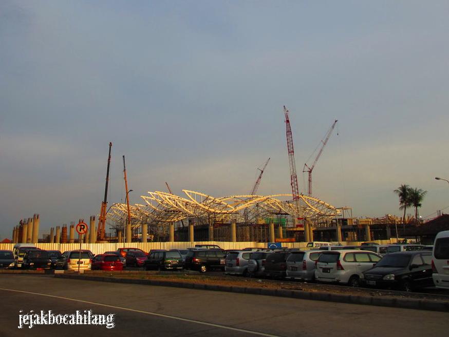 bandara Ngurah Rai yang masih berbenah