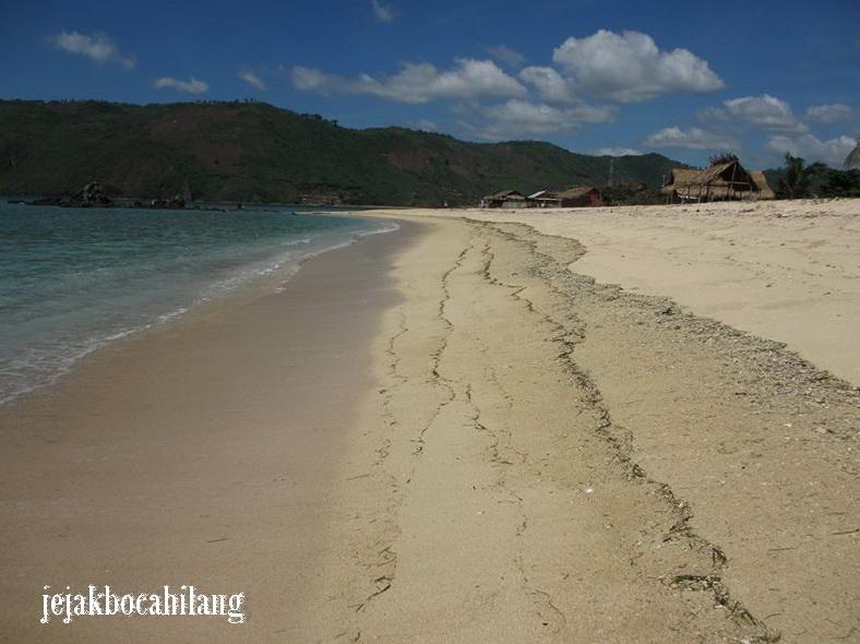 Ini Pantai Kute bukan Kuta
