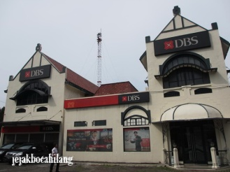 kantor DBS bangunan lama