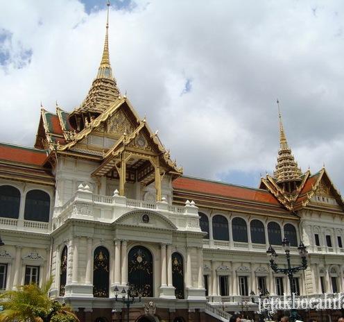 istana raja Thailand ( dulu )
