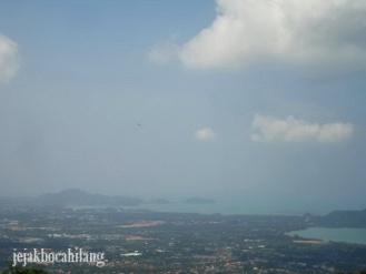 view dari Mount Nakkerd