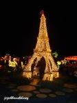 Menara Eiffel di BNS