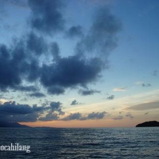sunset di Depapre