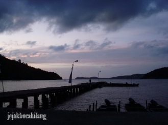 pelabuhan penyeberangan Depapre