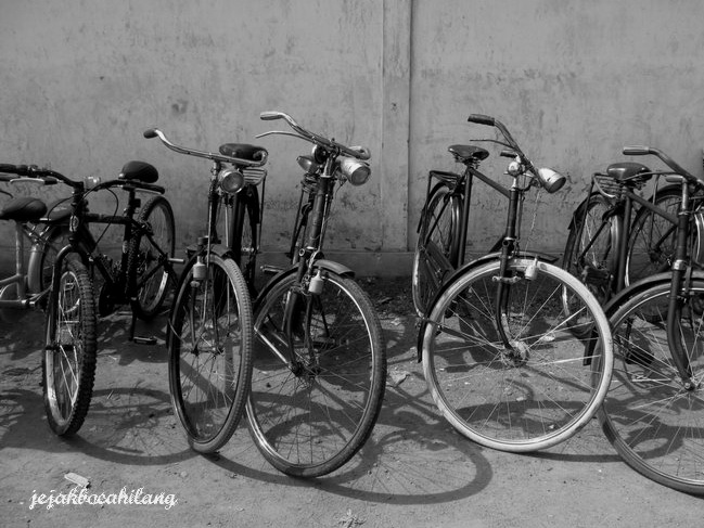 old bycycle