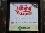 Jenang Festival Solo