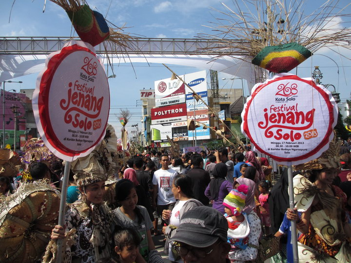 Welcome to Festival Jenang