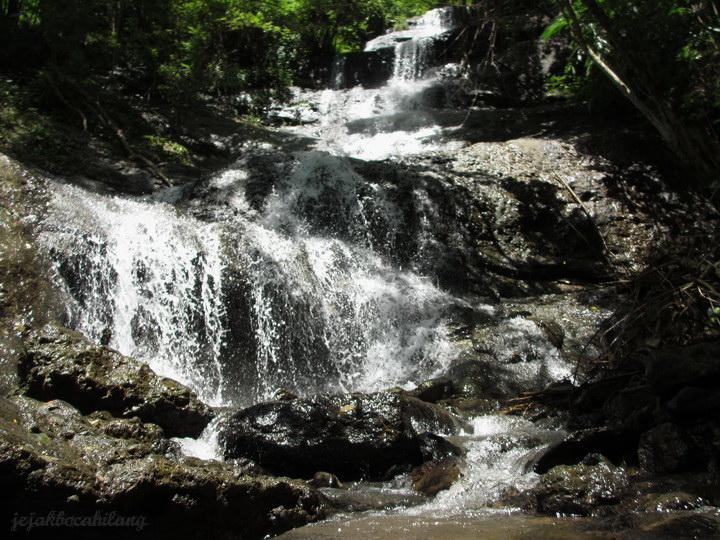 air terjun Jurang Gandil