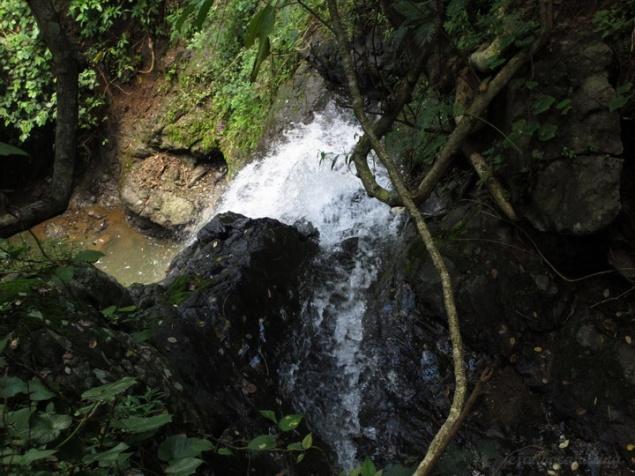 air terjun Kedung Dandang