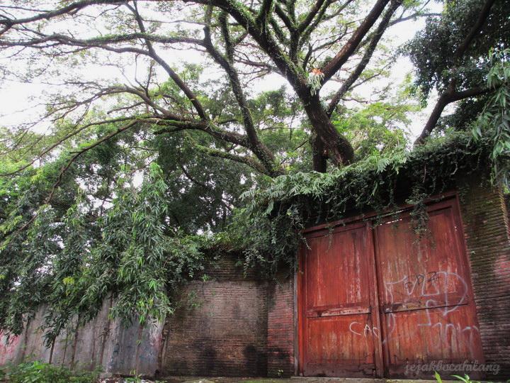 salah satu pintu nDalem Jayakusuman