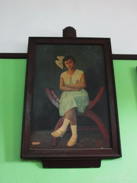 lukisan Gusti Pembayun