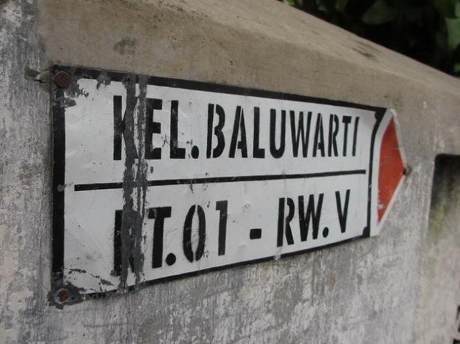 Kampung Wirengan Baluwarti