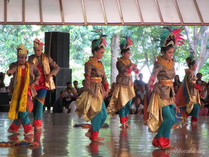Tarian asal Pulau Bangka