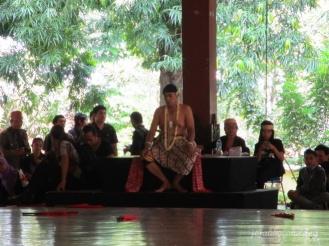 sosok penari 24 jam, Wahyu Santoso Prabowo