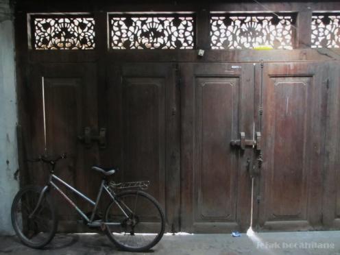 bangunan yang sudah berusia ratusan tahun