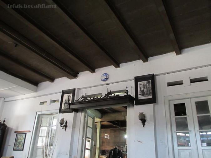 RAj Diah's house