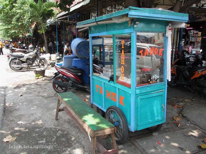 gerobak sederhana Tahok