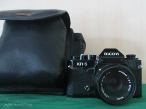 kamera milik alm Syafruddin