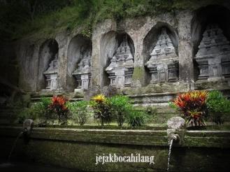 kompleks Candi Gunung Kawi kedua