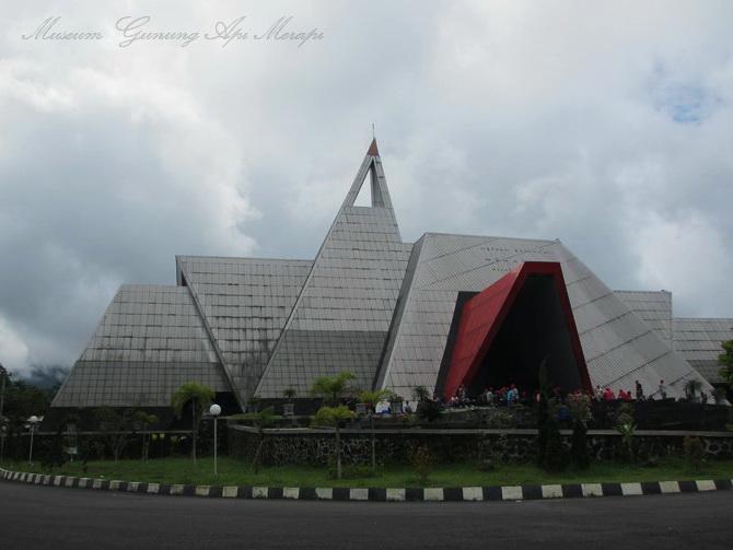 Museum Gunung Api Merapi, Kaliurang