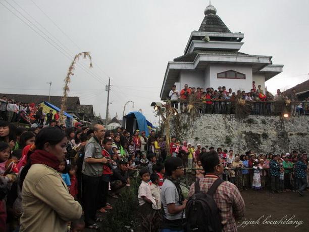penonton Festival Lima Gunung