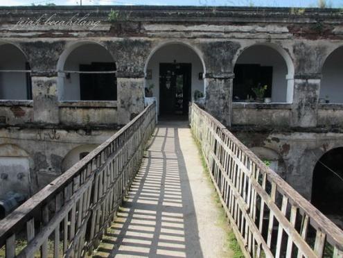 kondisi Benteng Willem I
