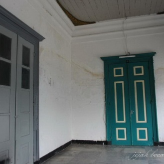 bangunan administrasi Benteng Ambarawa