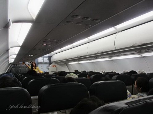 Airbus 320 TigerAir Mandala