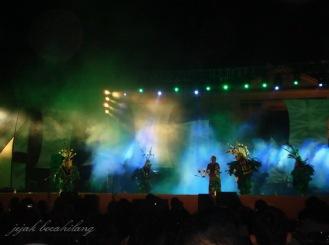 Teater Sape dari Borneo tampil di SIPA 2011
