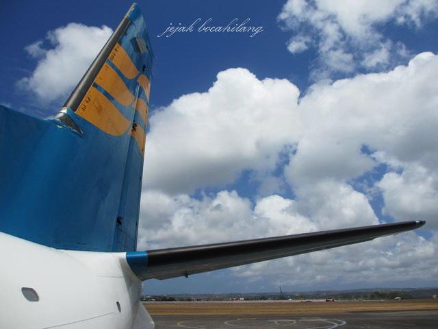 pesawat Merpati ke Tambolaka