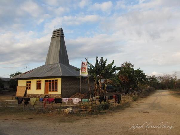 rumah khas Sumba