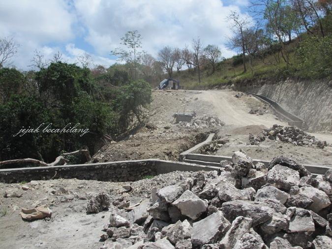 another amazing road ( again ) to Tarimbang