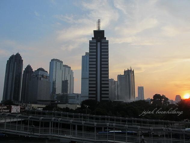 Jakarta - capital city